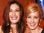 Oscar Parties! | Felicity Huffman, Teri Hatcher