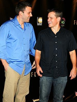 BEN & MATT photo | Ben Affleck, Matt Damon