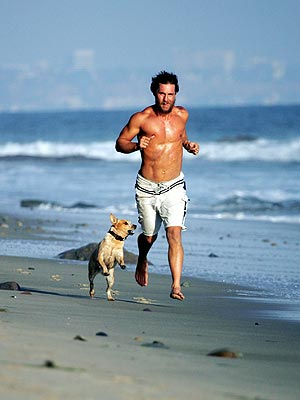 MATTHEW & FOXY photo | Matthew McConaughey