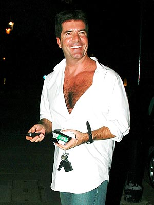 SIMON COWELL photo | Simon Cowell