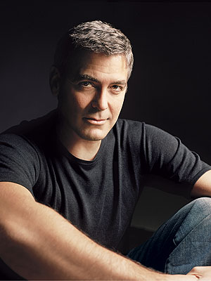 The Sexiest Men Alive | George Clooney