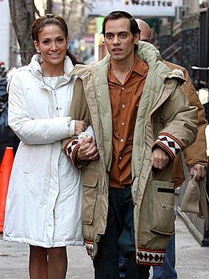 WARM FEELINGS photo | Jennifer Lopez, Marc Anthony