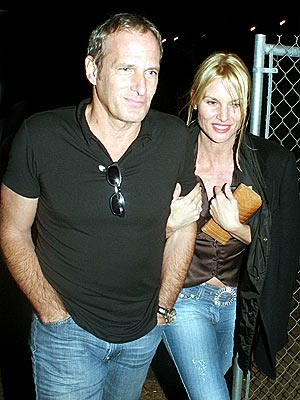 EX FACTOR  photo | Michael Bolton, Nicollette Sheridan