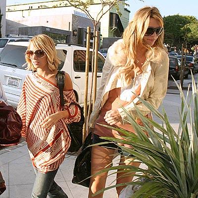 GIRLS CLUB photo | Mischa Barton, Nicole Richie