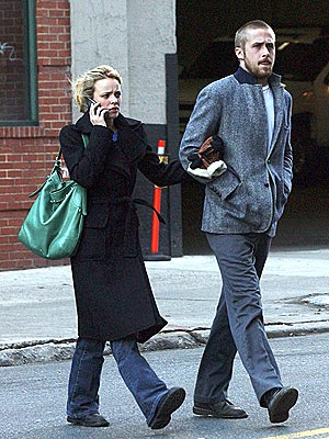POUNDING THE PAVEMENT photo | Rachel McAdams, Ryan Gosling