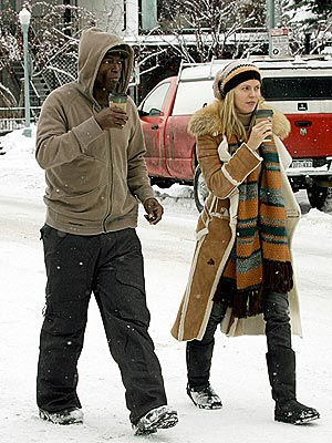 WINTER WONDERLAND photo | Heidi Klum, Seal
