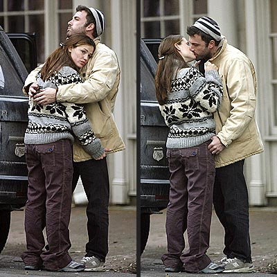 SWEET SAVANNAH photo | Ben Affleck, Jennifer Garner
