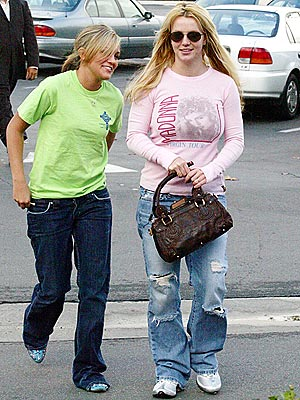 RETAIL THERAPY photo | Britney Spears, Jamie Lynn Spears
