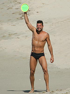 FETCHING BOD photo | Ricky Martin