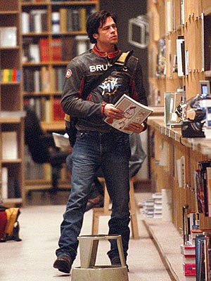 EASY READER photo | Brad Pitt