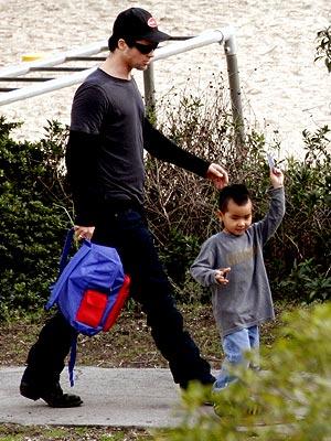 DADDY DAY CARE photo | Brad Pitt