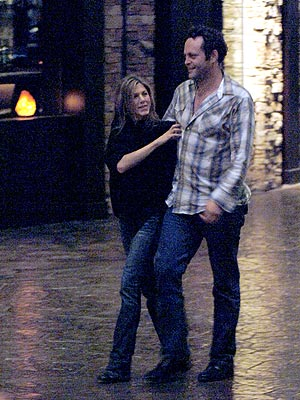 VEGAS, BABY! photo | Jennifer Aniston, Vince Vaughn
