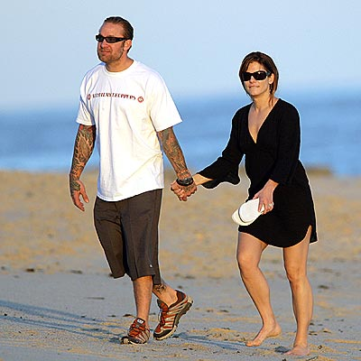 WEDDED BLISS photo | Jesse James, Sandra Bullock