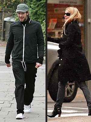 STROLLER SET photo | Chris Martin, Gwyneth Paltrow