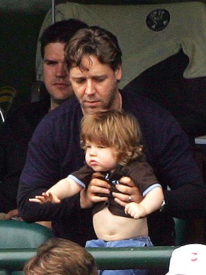 TERRIBLE TWOS photo | Russell Crowe