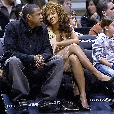 LOVE & BASKETBALL photo | Beyonce Knowles, Jay-Z
