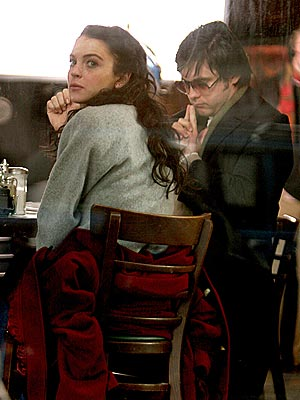 SCENE TEAM photo | Jared Leto, Lindsay Lohan