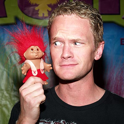 EYES WEIRD OPEN photo | Neil Patrick Harris