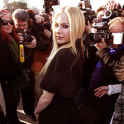 CAMERA-READY photo | Avril Lavigne