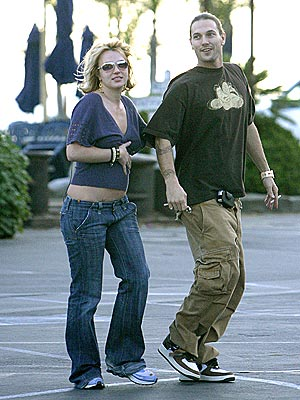 FEELING FULL? photo | Britney Spears, Kevin Federline