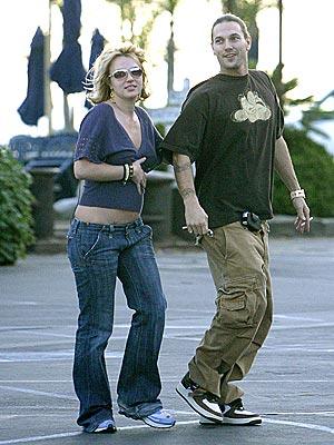 FEELING FULL? photo | Britney Spears, Kevin Federline