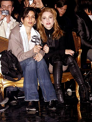 FRONT & CENTER photo | Madonna
