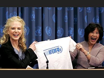 DO-GOODER photo   Nicole Kidman