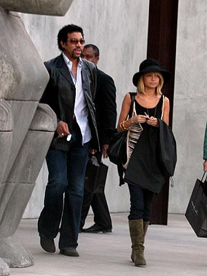 DADDY'S GIRL photo | Lionel Richie, Nicole Richie