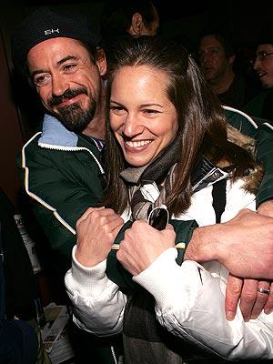 HUG IT OUT photo | Robert Downey Jr.