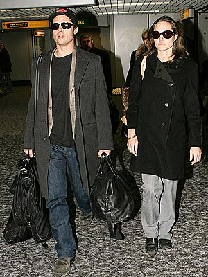 MISSION ACCOMPLISHED photo | Angelina Jolie, Brad Pitt