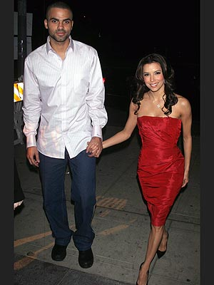 AWARD-WORTHY photo | Eva Longoria, Tony Parker