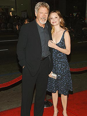 GOING STRONG photo | Calista Flockhart, Harrison Ford