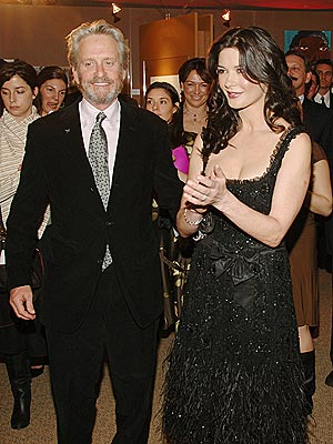 CAUSE CELEB photo | Catherine Zeta-Jones, Michael Douglas