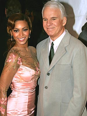 COLOR THEM 'PINK' photo | Beyonce Knowles, Steve Martin