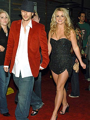 SHOW TIME photo | Britney Spears, Kevin Federline