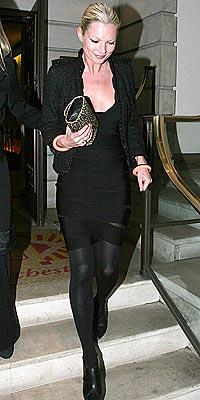 MODEL BEHAVIOR photo | Kate Moss