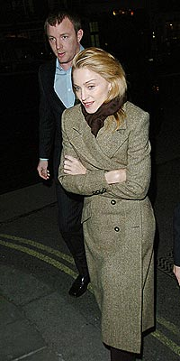 DINNER DATE photo | Madonna