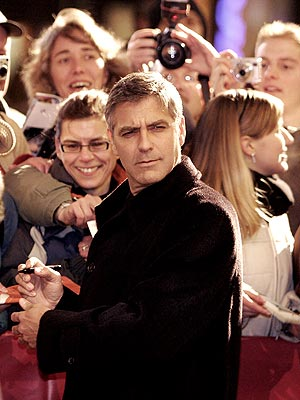 WRITE STUFF photo | George Clooney