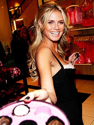 GERMAN CHOCOLATE photo | Heidi Klum