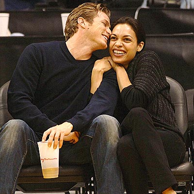 WINNING TEAM photo | Jason Lewis, Rosario Dawson
