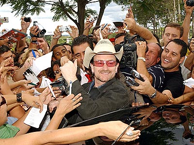 BONO'S WORLD photo | Bono