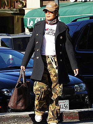 THE LAYERED LOOK photo | Janet Jackson