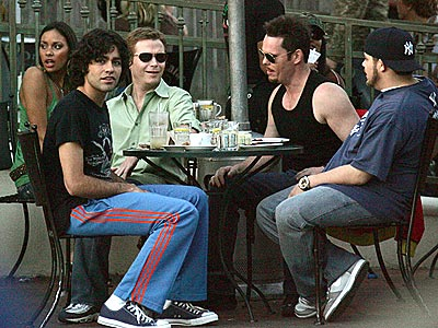 THE BOYS ARE BACK photo | Adrian Grenier, Jerry Ferrara, Kevin Connolly, Kevin Dillon
