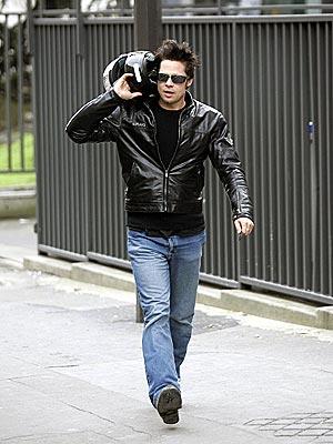 MOTOR CITY photo | Brad Pitt