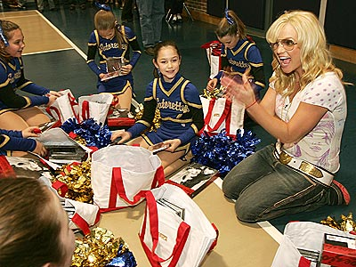 PEP SQUAD photo | Britney Spears