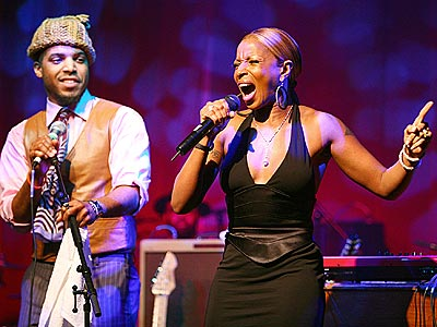HIGH NOTE photo | Mary J. Blige, Van Hunt