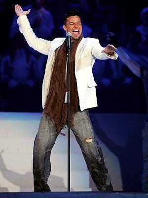 BIG FINALE photo | Ricky Martin