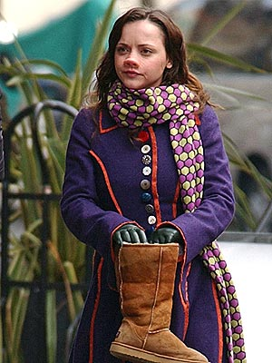 SNOUT & ABOUT photo | Christina Ricci