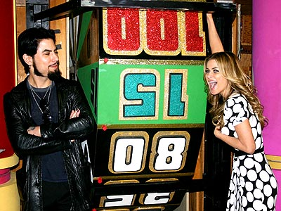 HIGH ROLLERS photo | Carmen Electra, Dave Navarro