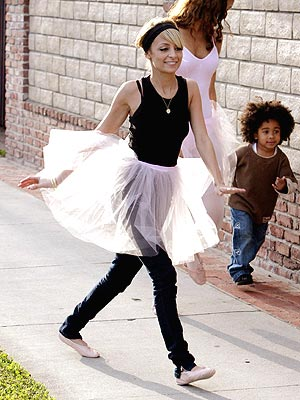 TINY DANCER photo | Nicole Richie